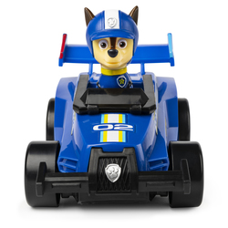 Véhicule avec figurine Chase Ready Race Rescue Pat'Patrouille