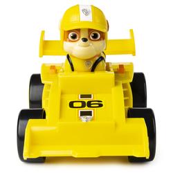 Véhicule avec figurine Ruben Ready Race Rescue Pat'Patrouille