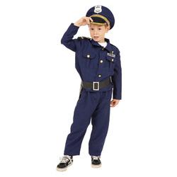 Déguisement de policier 4/6 ans