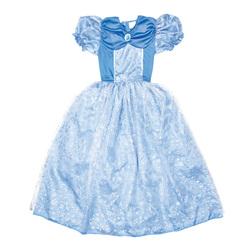 Déguisement de princesse bleu 6/8 ans