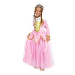 Déguisement de princesse rose 4/6 ans