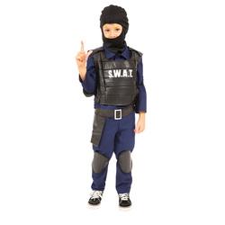 Déguisement SWAT 6/8 ans