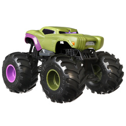 Monster Trucks Hot Wheels Hulk 1/24 ème