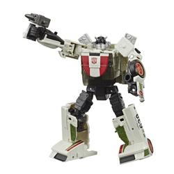 Figurine Robot Deluxe Wheeljack 14 cm - Transformers Earthrise