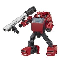 Figurine Robot Deluxe Cliffjumper 14 cm - Transformers Earthrise