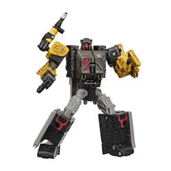 Figurine Robot Deluxe Ironworks 14 cm - Transformers Earthrise