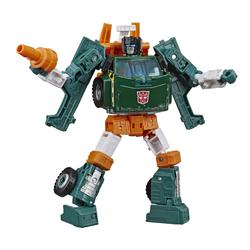 Figurine Robot Deluxe Hoist 14 cm - Transformers Earthrise