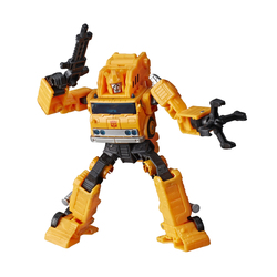 Figurine Robot Voyageur Grapple 18 cm - Transformers Earthrise