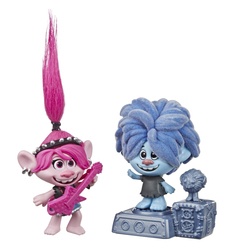 Figurine  Bobble Head Poppy 12,5 cm - Trolls