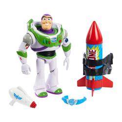 Figurine Buzz l'éclair avec accessoires Toy Story 4