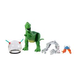 Figurine Rex avec accessoires Toy Story 4