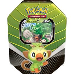 Pokébox Pokémon février 2020 Gorythmic