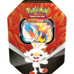 Pokébox Pokémon février 2020 Pyrobut