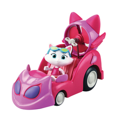 Figurine Milady et sa voiture 44 Chats