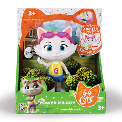 Figurine musicale Milady 15 cm 44 Chats