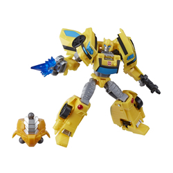 Figurine Bumblebee 15 cm - Transformers Cyberverse