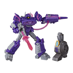 Figurine Shockwave 13 cm - Transformers Cyberverse