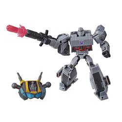 Figurine Megatron 13 cm - Transformers Cyberverse