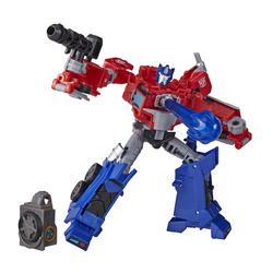 Figurine Optimus Prime 13 cm - Transformers Cyberverse