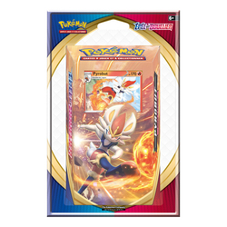 Starter Pokémon épée et bouclier Pyrobut