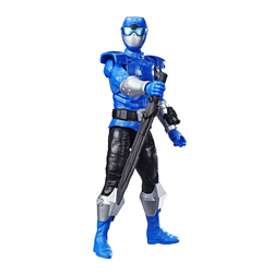 Figurine Power Rangers Bleu Beast Morphers 30 cm