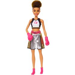 Poupée Barbie métier de rêve boxeuse