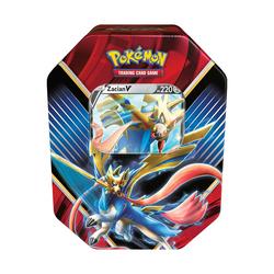 Pokébox mai 2020 Pokémon Zacian