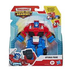 Figurine Optimus Prime 11 cm Transformers Rescue Bot Academy