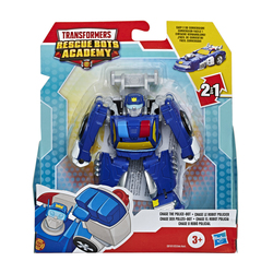 Figurine Chase 11 cm Transformers Rescue Bot Academy