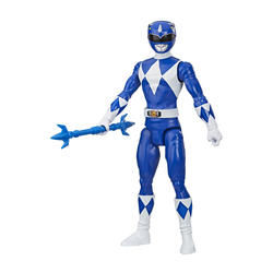 Figurine Ranger Bleu 30 cm - Power Rangers Mighty Morphin