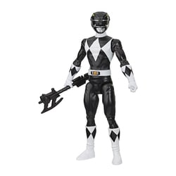 Figurine Ranger Noir 30 cm - Power Rangers Mighty Morphin