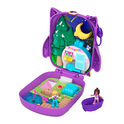 Polly Pocket - Coffret univers le chouette camping