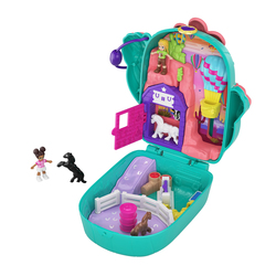 Polly Pocket - Coffret univers le ranch cactus