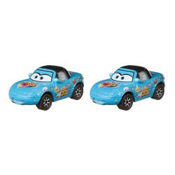Pack 2 mini-véhicules Mia et Tia - Disney Pixar Cars 3