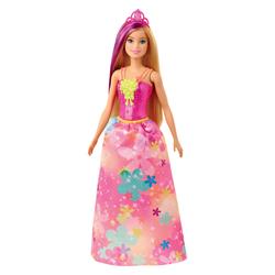 Poupée Barbie Princesse Dreamtopia fleurs