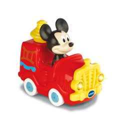 Camion de pompier Mickey - Tut Tut Bolides Disney