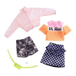 Barbie - Coffret de 2 tenues N°24