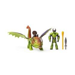 Dragon 3 - Eret avec son dragon