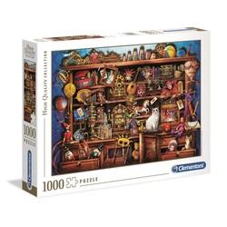 Puzzle 1000 pièces ancien magasin