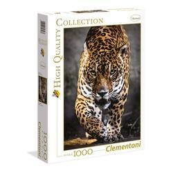 Puzzle 1000 pièces marche du jaguar