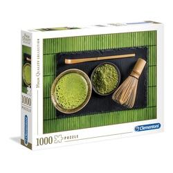 Puzzle 1000 pièces Matcha Tea