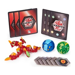 Bakugan Battle Planet - Starter pack Pyrus Pyravian