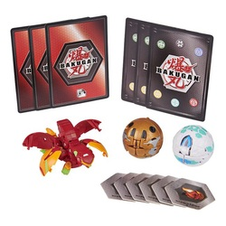Bakugan Battle Planet - Starter pack Pyrus Phaedrus