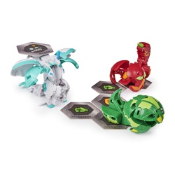 Bakugan Battle Planet - Starter pack Haos Hyper Dragonoid