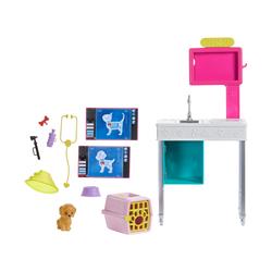 Barbie - Coffret cabinet vétérinaire