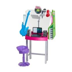 Barbie - Coffret studio de musique