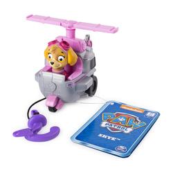 Mini véhicule de secours Pat'Patrouille Stella