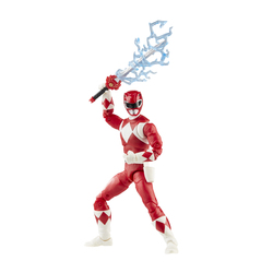Figurine Red Ranger 15 cm - Power Rangers Lightning Collection
