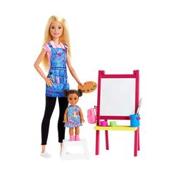 Barbie coffret métier - Peintre