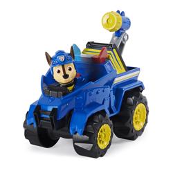 Véhicule Pat'Patrouille avec figurine Chase Dino Rescue
